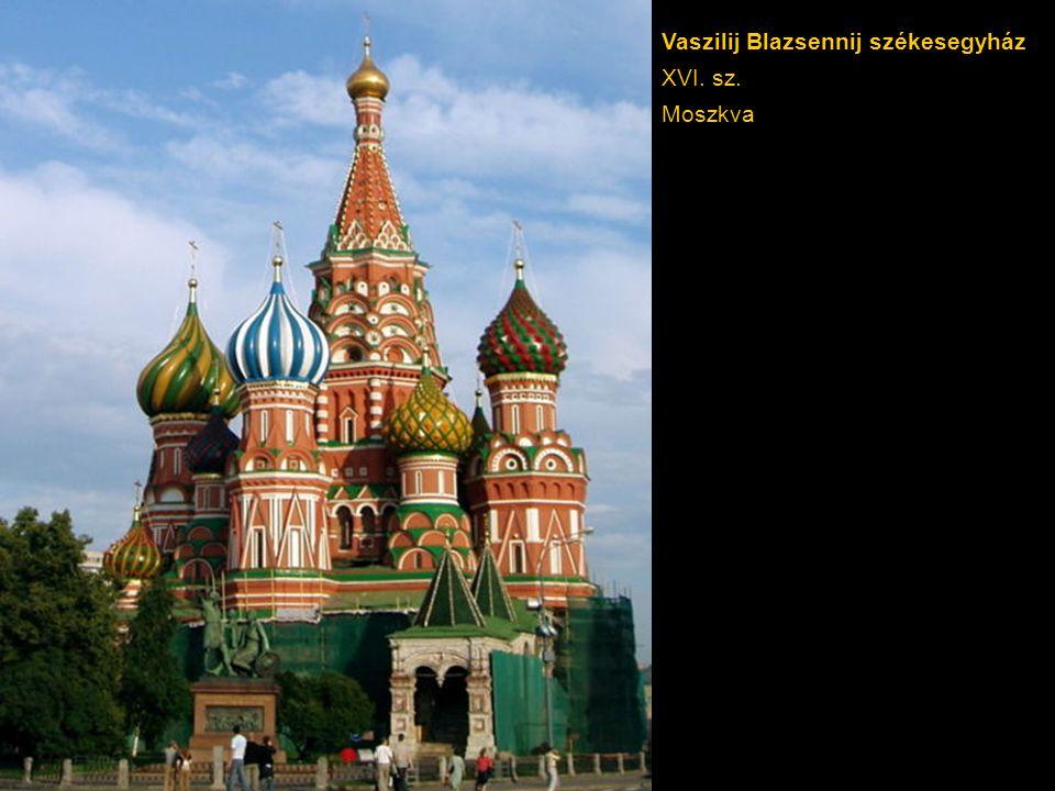 Vaszilij Blazsennij székesegyház