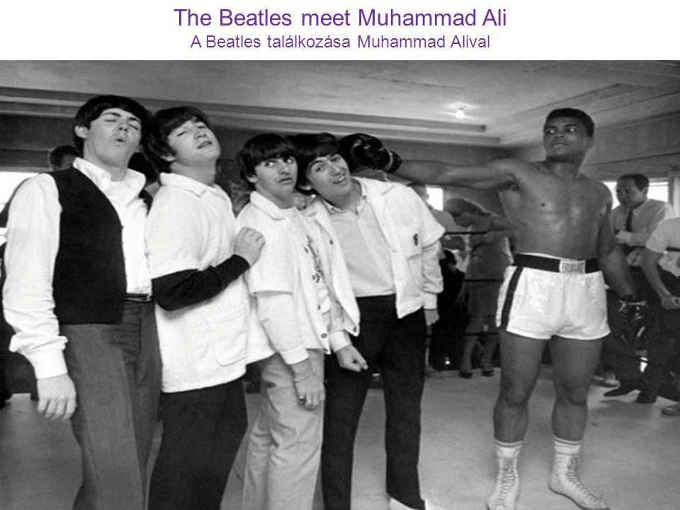 The Beatles meet Muhammad Ali A Beatles találkozása Muhammad Alival