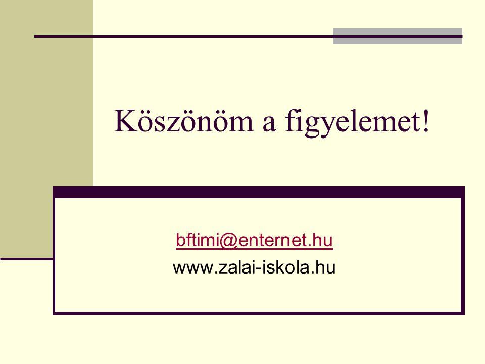 bftimi@enternet.hu www.zalai-iskola.hu