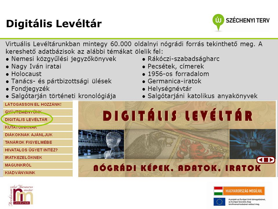 Digitális Levéltár