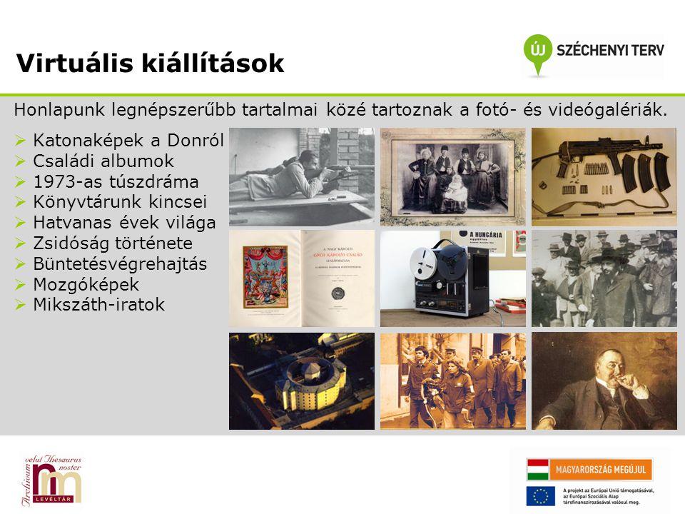 Virtuális kiállítások