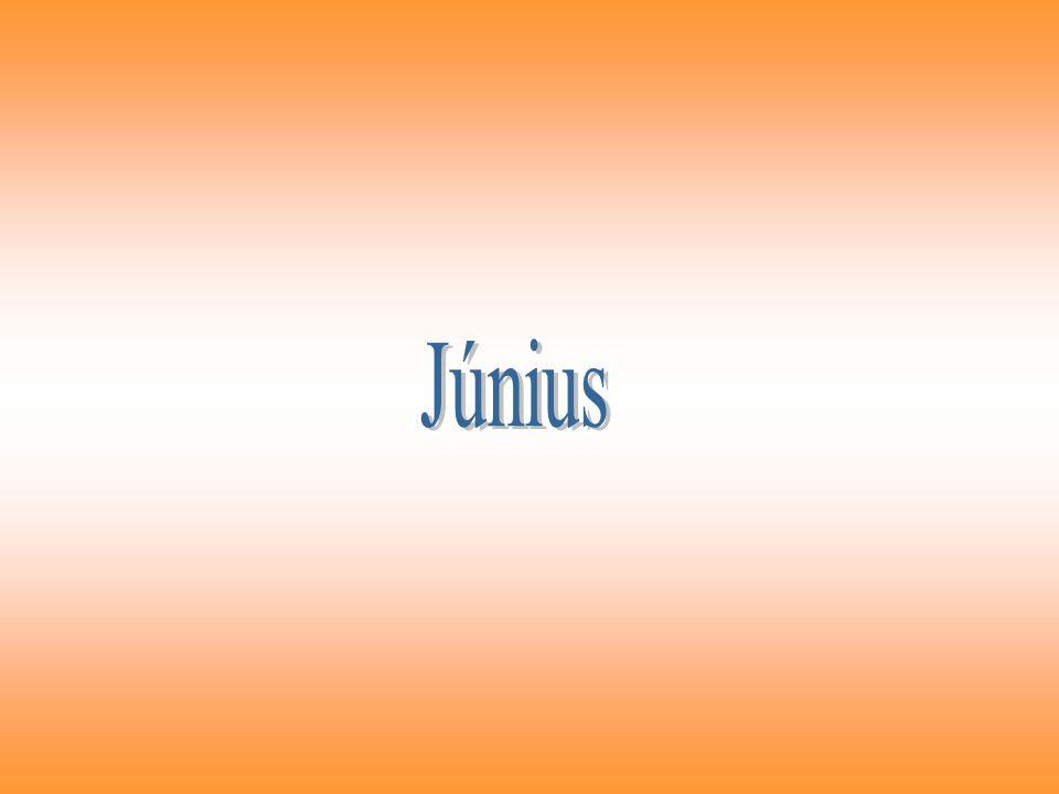 Június