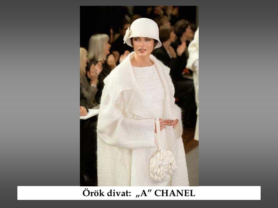 """Örök divat: """"A CHANEL"""
