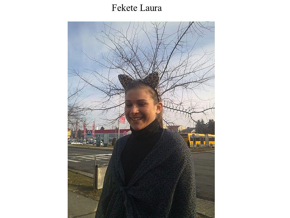 Fekete Laura