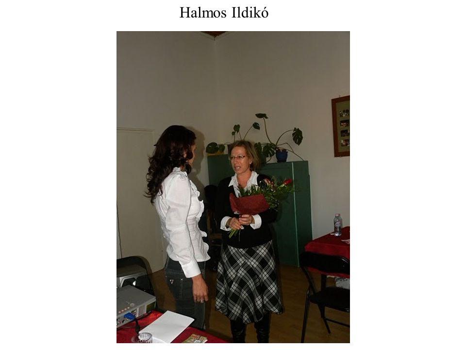 Halmos Ildikó