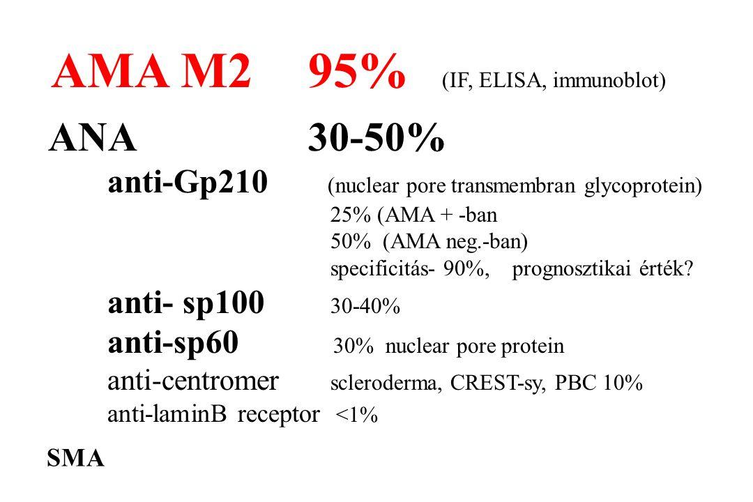 AMA M2 95% (IF, ELISA, immunoblot)