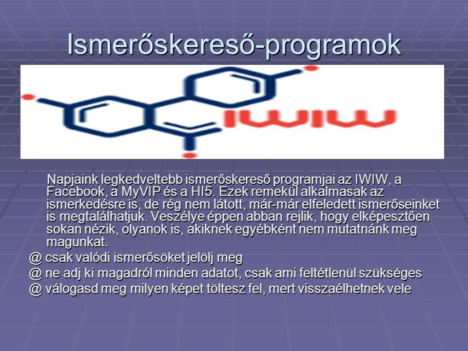 Ismerőskereső-programok