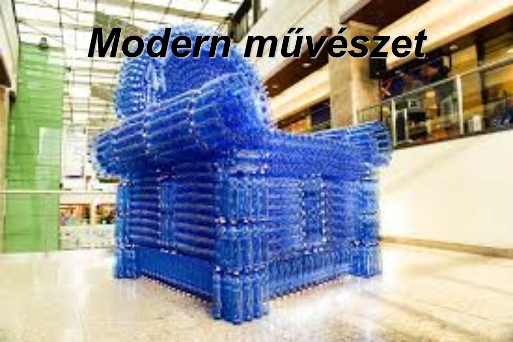 Modern művészet,