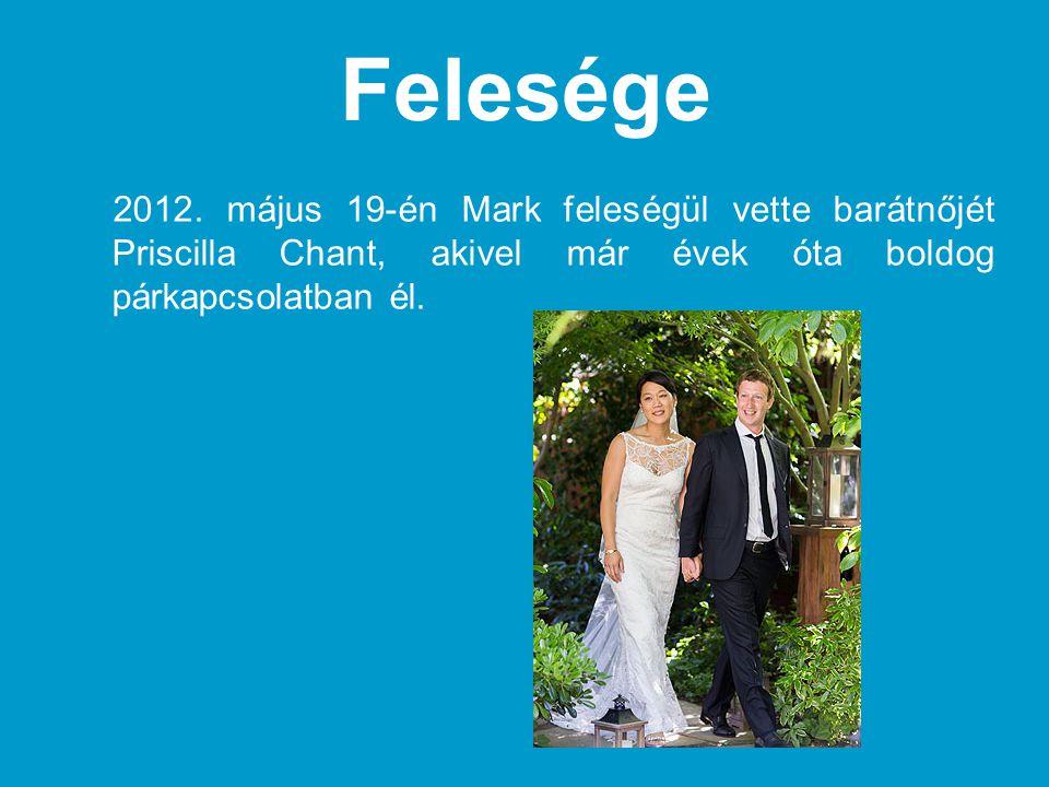 Felesége 2012.