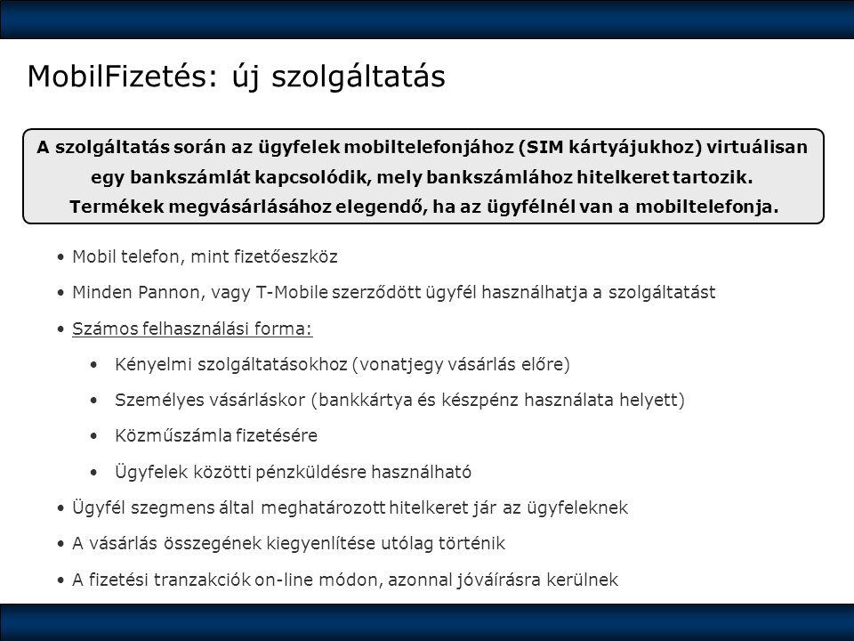 MobilFizetés: új szolgáltatás
