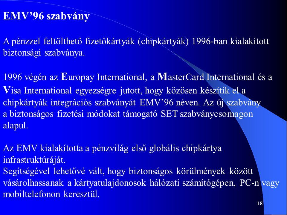 Visa International egyezségre jutott, hogy közösen készítik el a