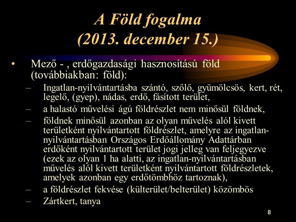 A Föld fogalma (2013. december 15.)