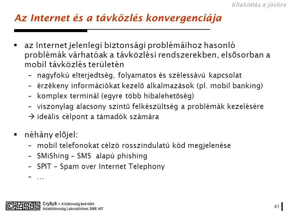 Az Internet és a távközlés konvergenciája