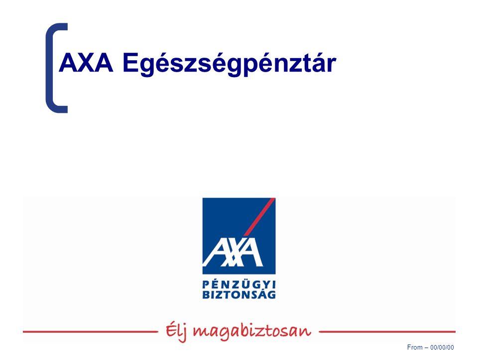 AXA Egészségpénztár