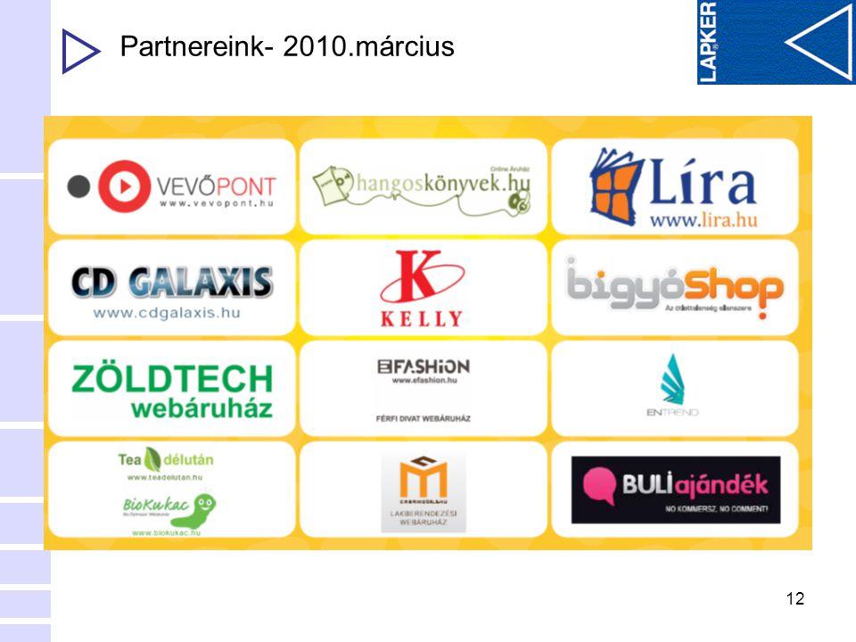 Partnereink- 2010.március