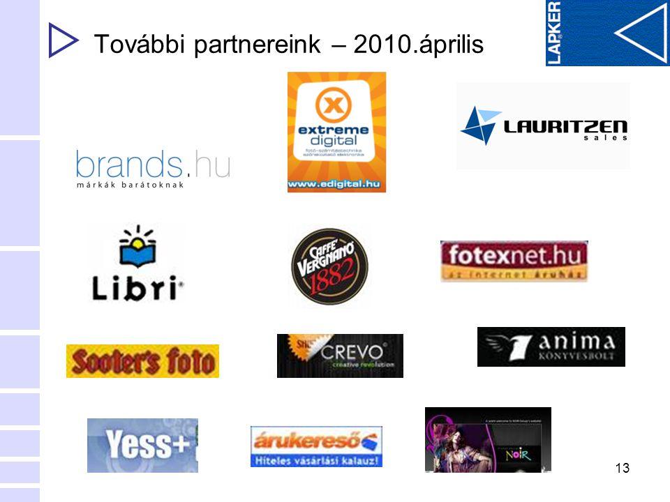 További partnereink – 2010.április