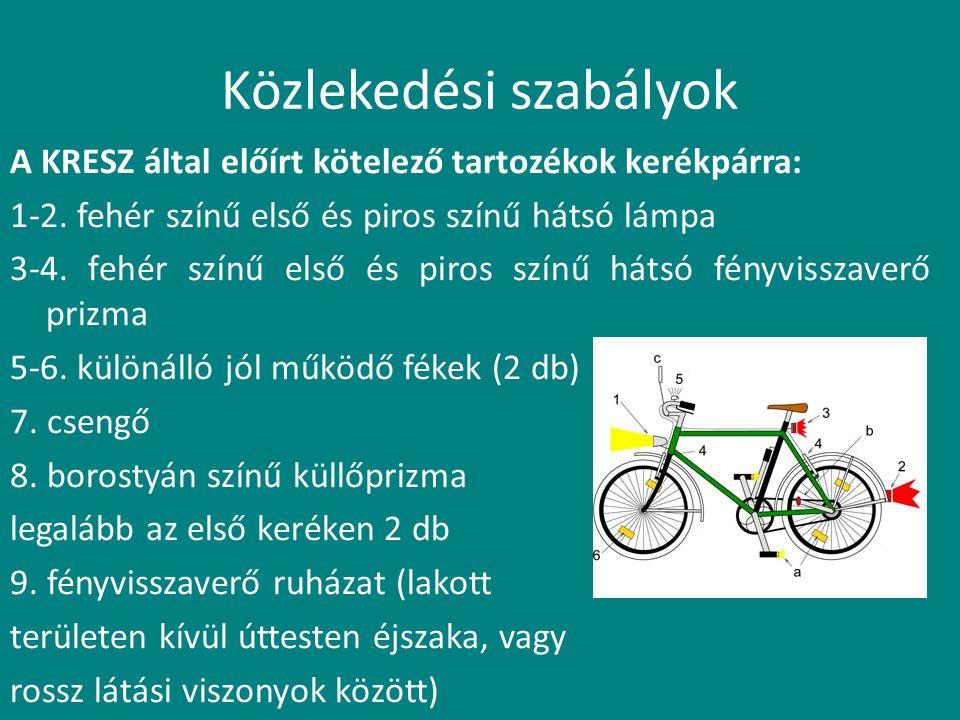 Közlekedési szabályok