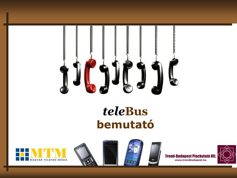 teleBus bemutató