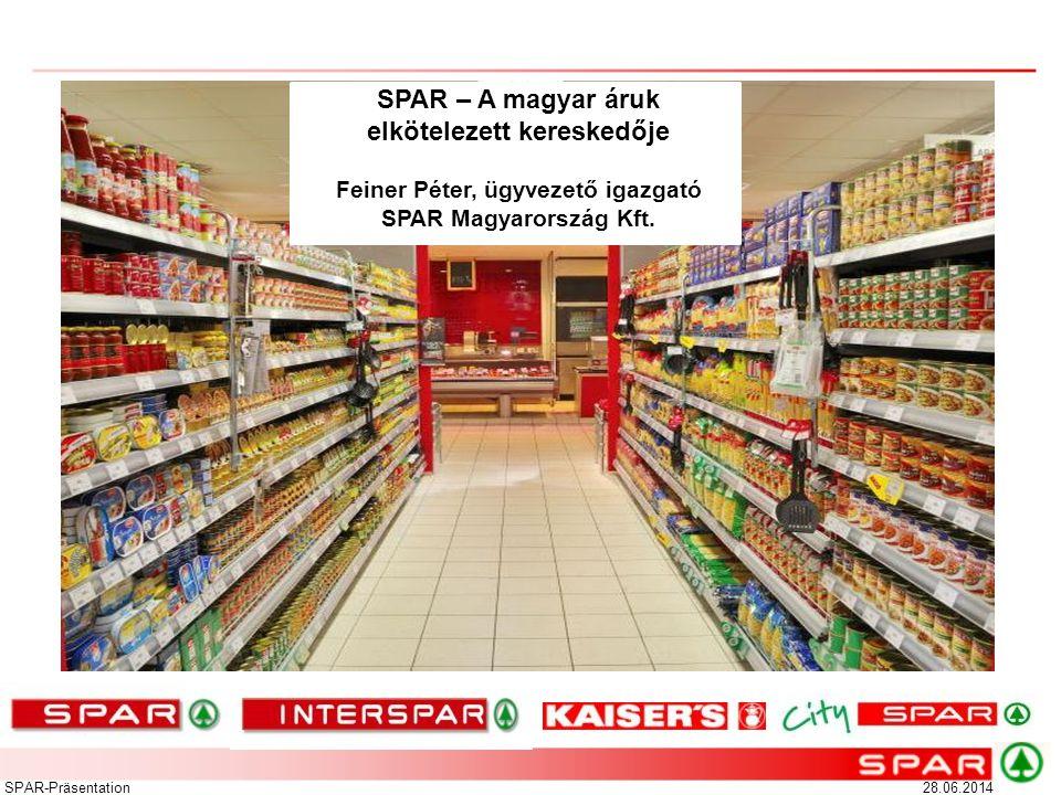 BFA SPAR – A magyar áruk elkötelezett kereskedője