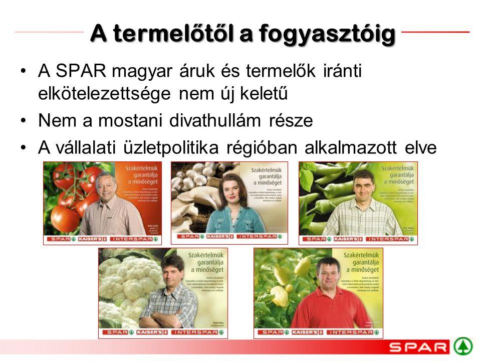 A termelőtől a fogyasztóig