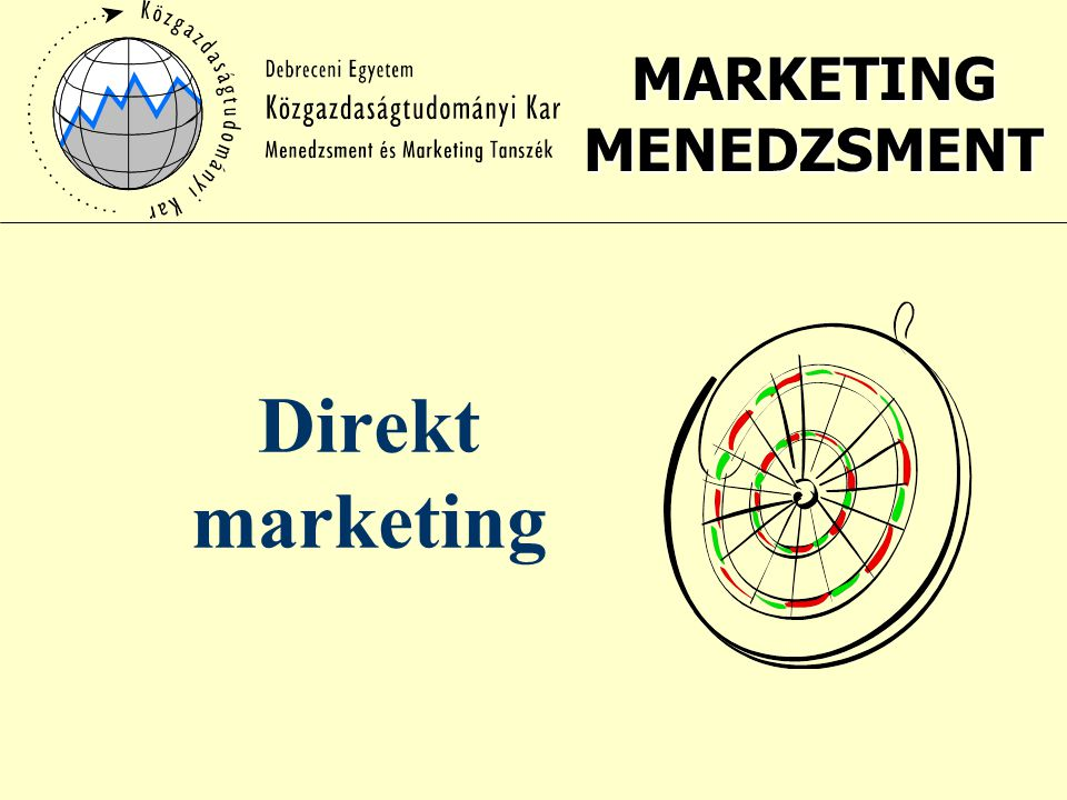 Direkt marketing