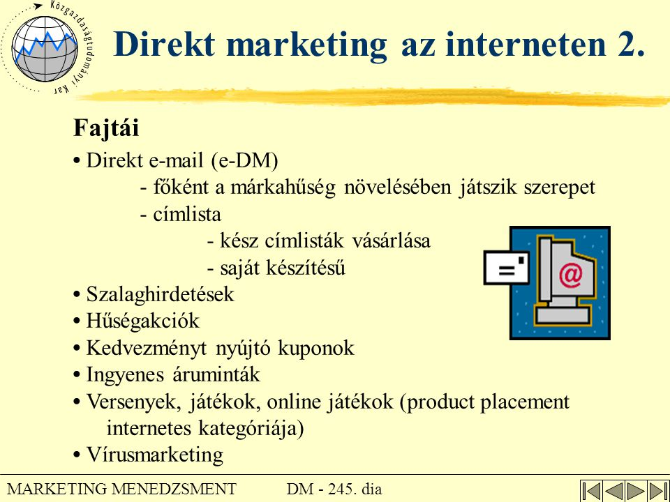 Direkt marketing az interneten 2.