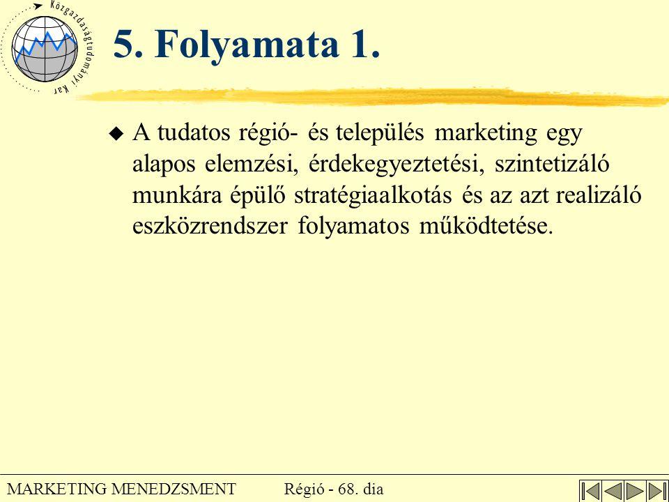 5. Folyamata 1.