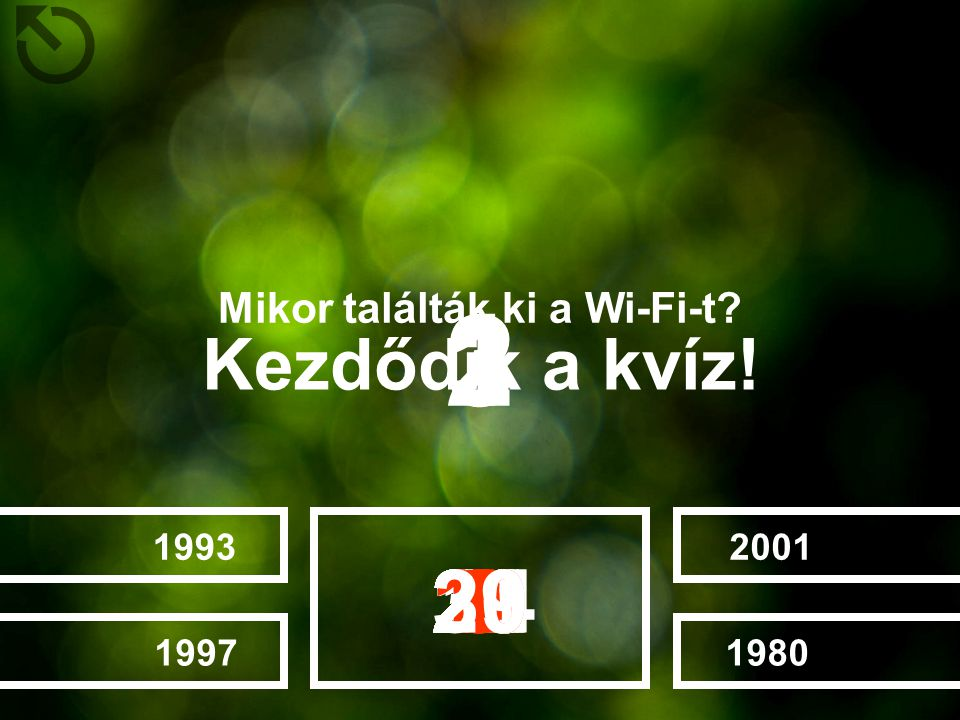 Mikor találták ki a Wi-Fi-t