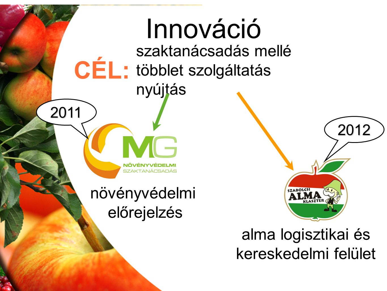 Innováció CÉL: szaktanácsadás mellé többlet szolgáltatás nyújtás