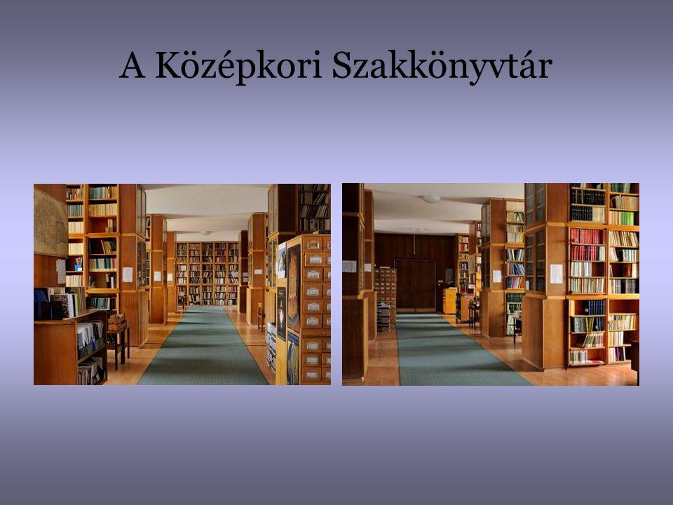 A Középkori Szakkönyvtár