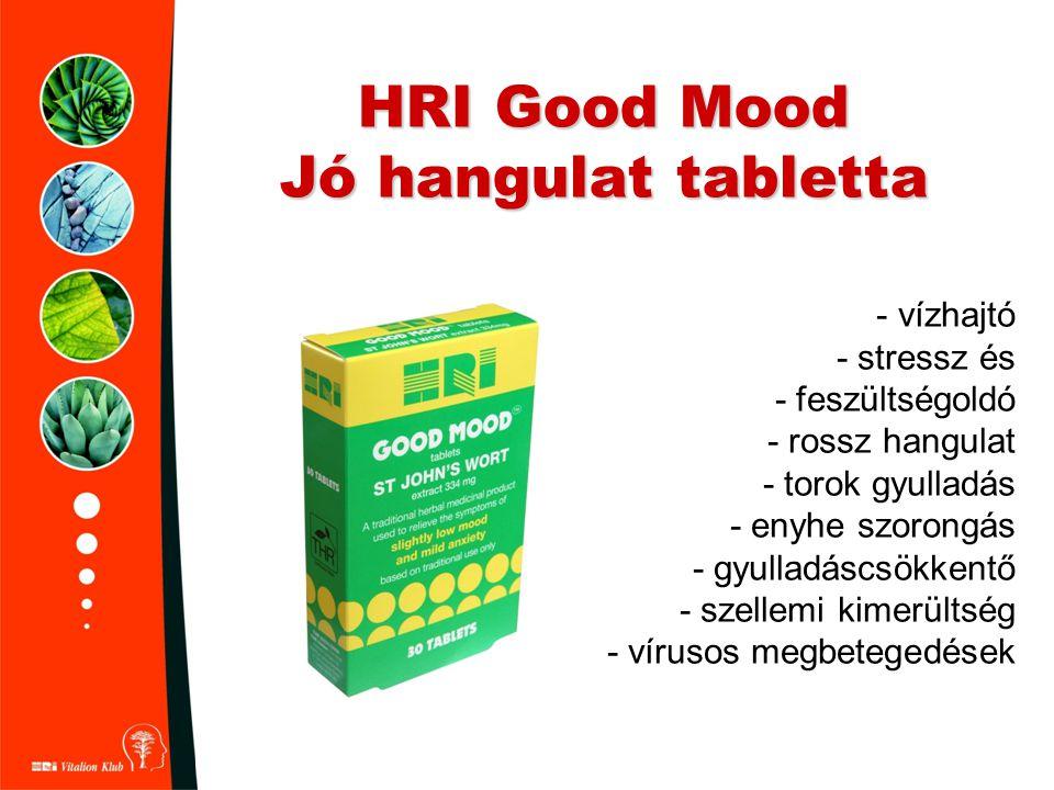 HRI Good Mood Jó hangulat tabletta