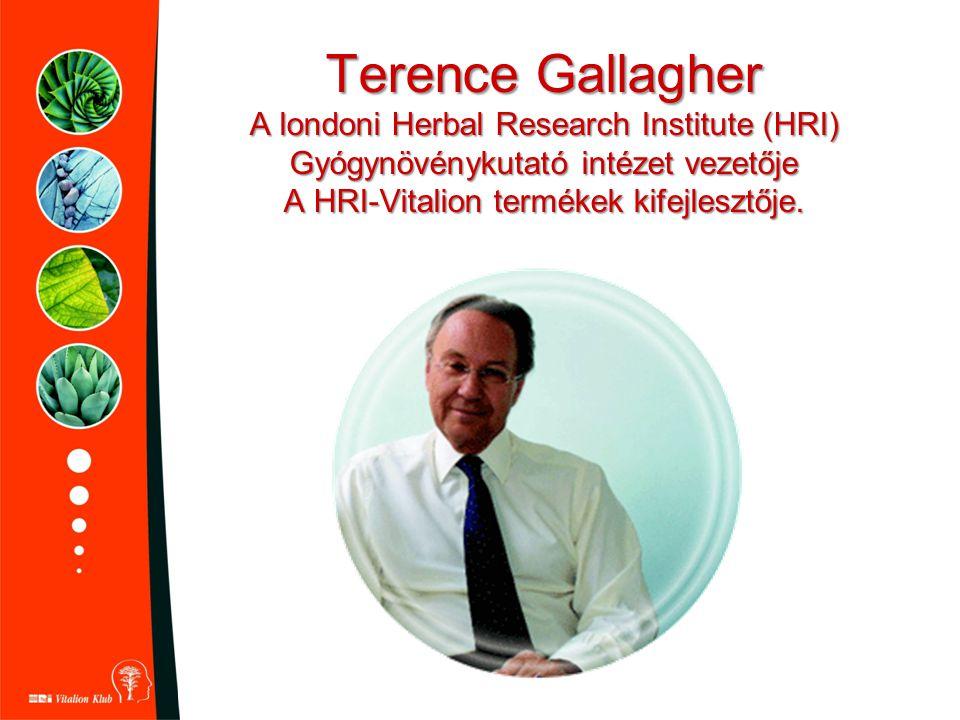 A HRI-Vitalion termékek kifejlesztője.
