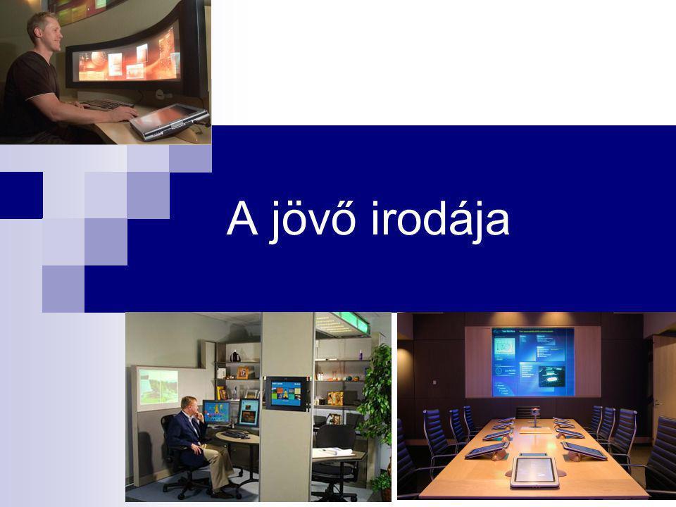 A jövő irodája