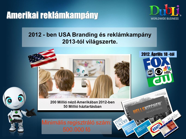 Amerikai reklámkampány
