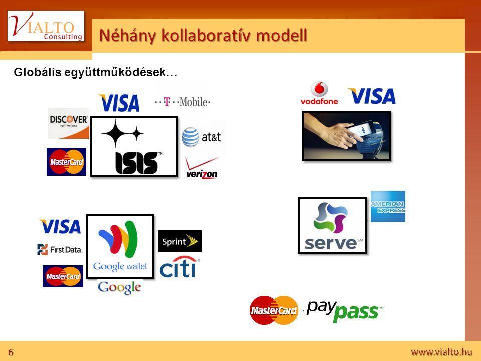 Néhány kollaboratív modell