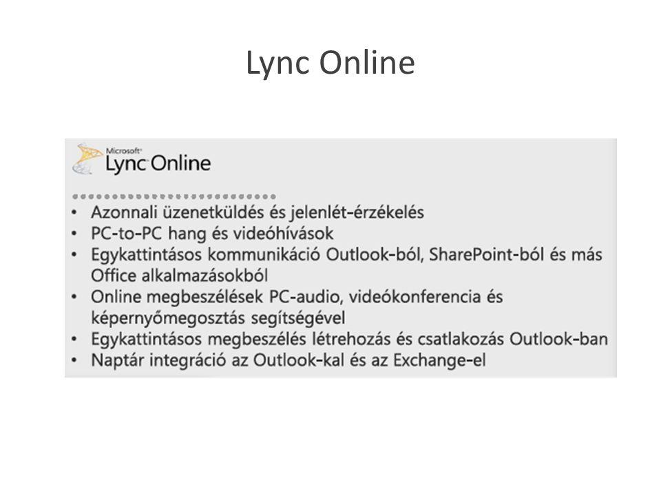 Lync Online