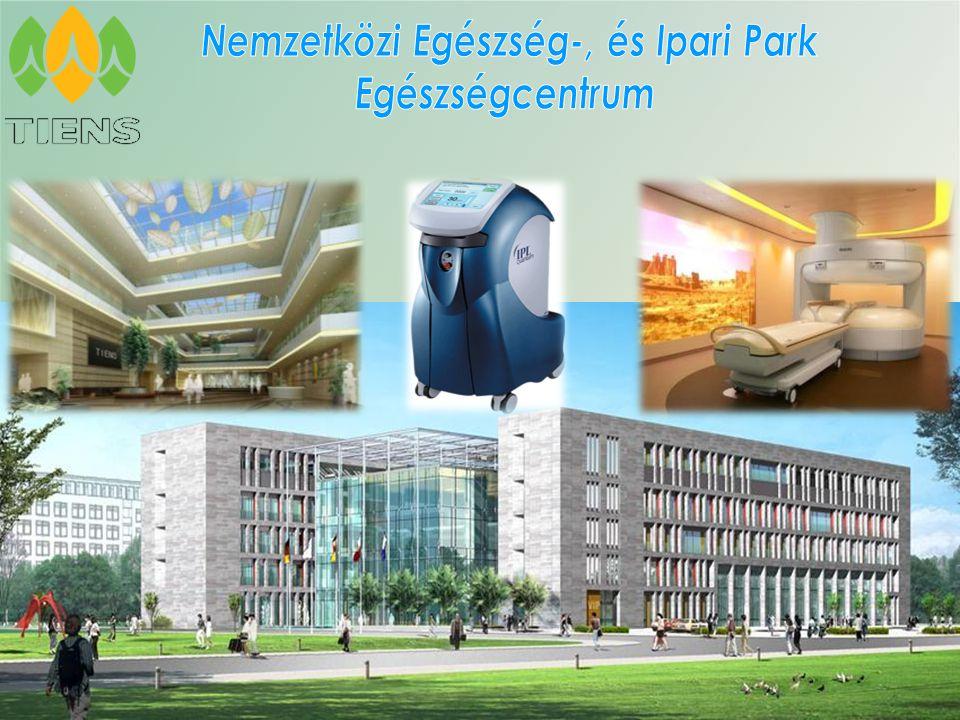 Nemzetközi Egészség-, és Ipari Park