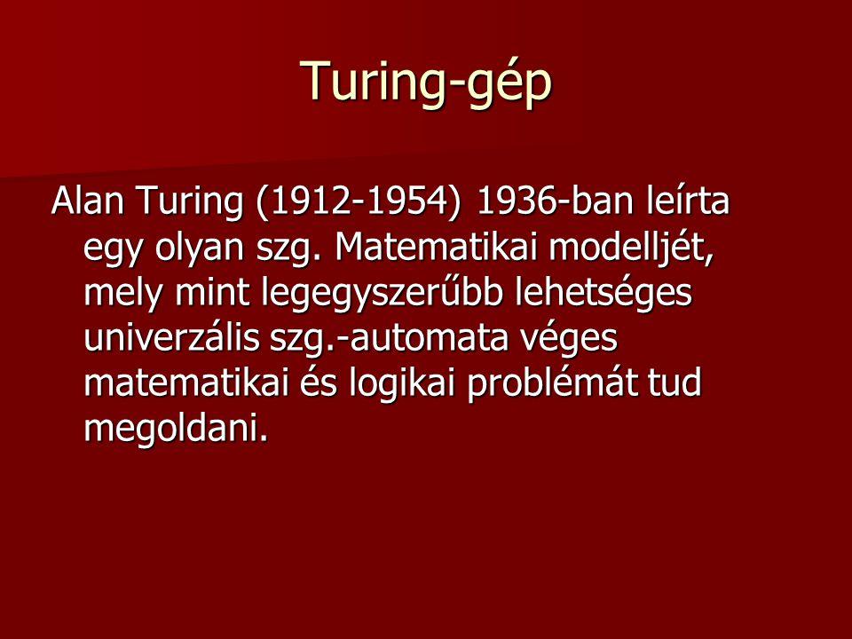 Turing-gép