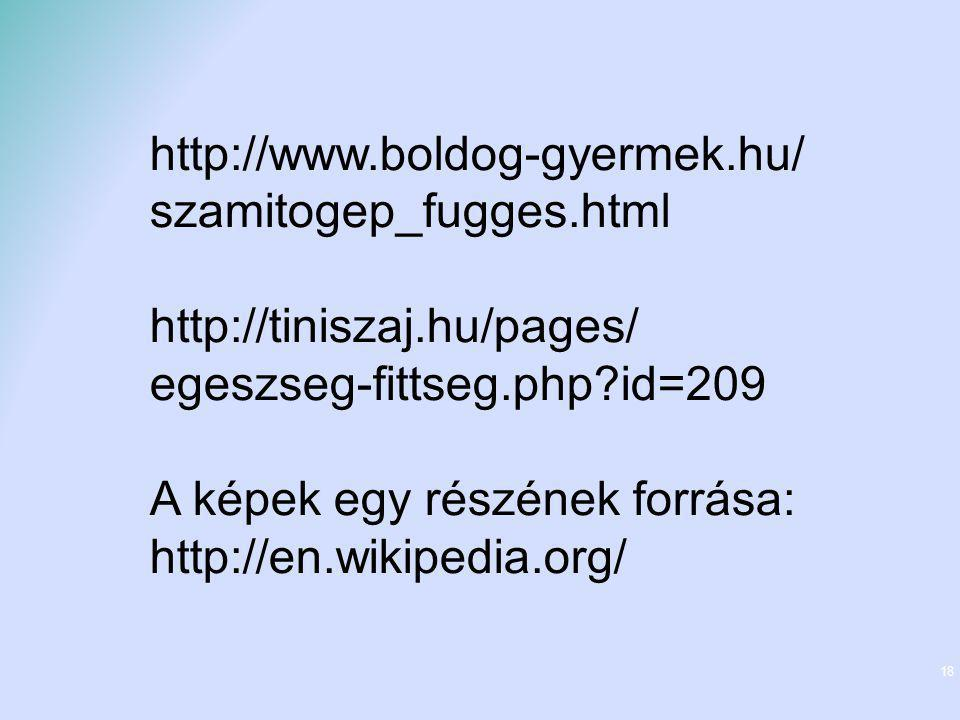 http://www.boldog-gyermek.hu/ szamitogep_fugges.html