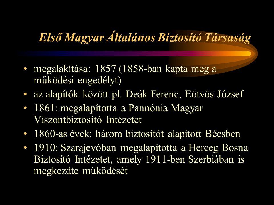 Első Magyar Általános Biztosító Társaság