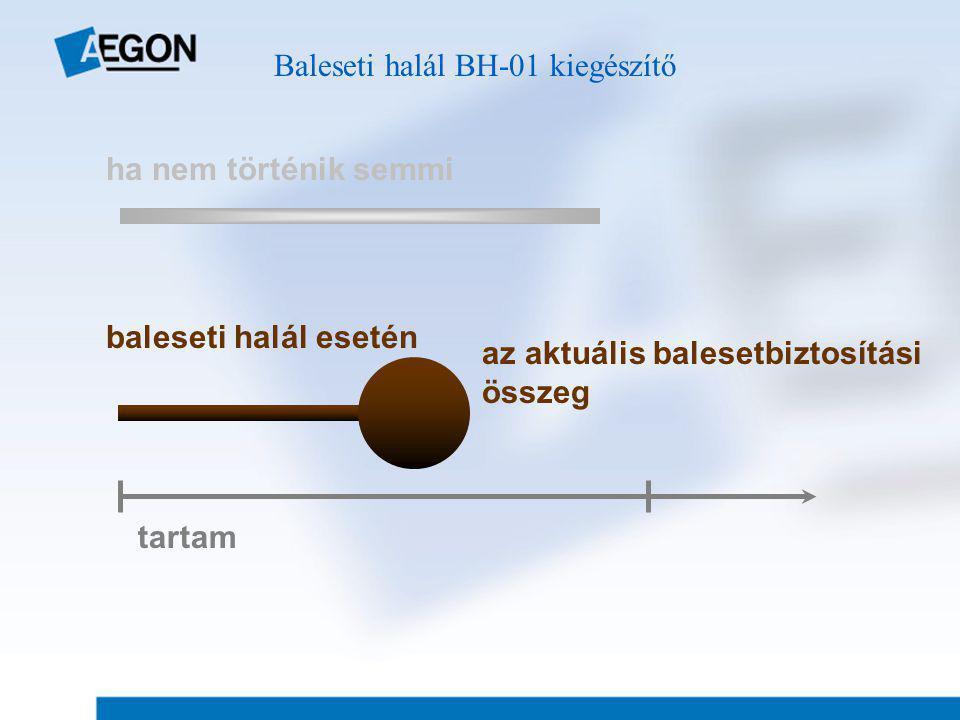Baleseti halál BH-01 kiegészítő
