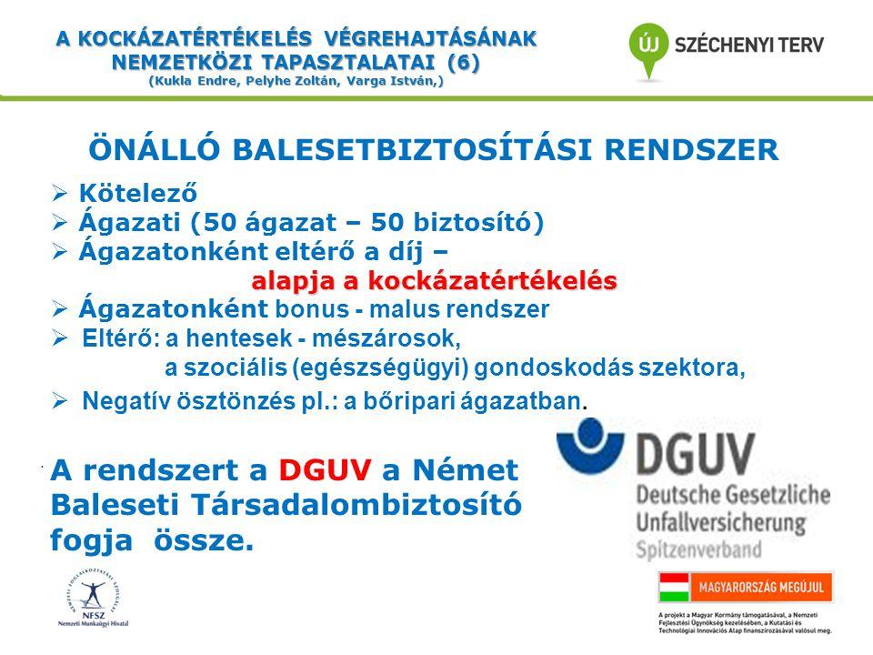 ÖNÁLLÓ BALESETBIZTOSÍTÁSI RENDSZER