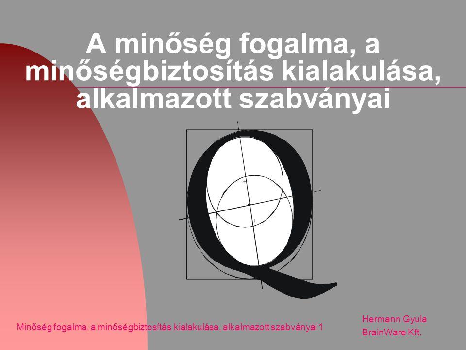 Hermann Gyula BrainWare Kft.