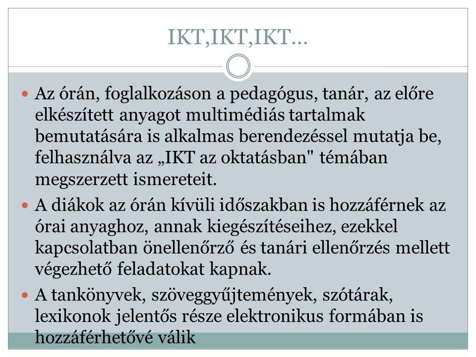 IKT,IKT,IKT…