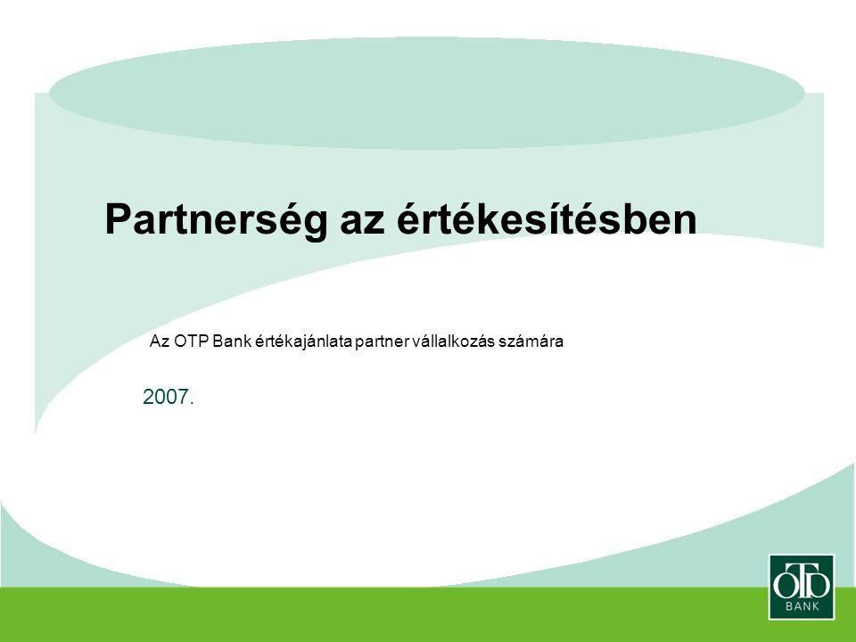 Partnerség az értékesítésben
