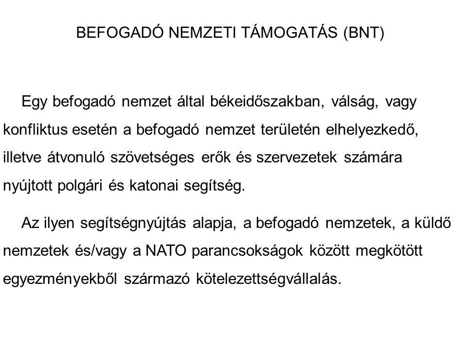 BEFOGADÓ NEMZETI TÁMOGATÁS (BNT)