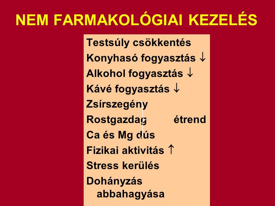 NEM FARMAKOLÓGIAI KEZELÉS