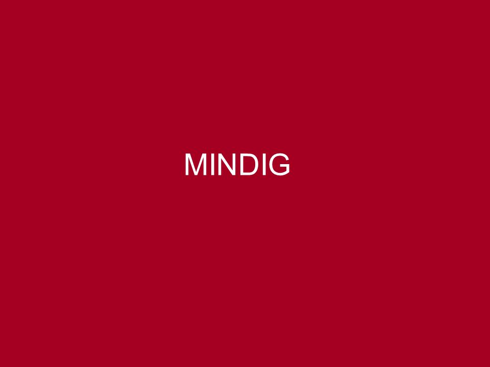 MINDIG