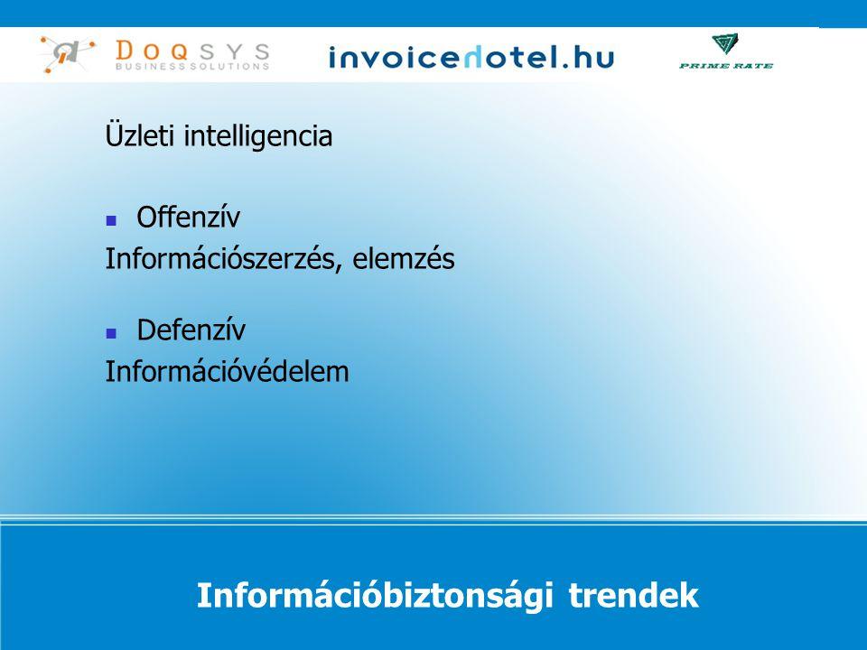 Információbiztonsági trendek