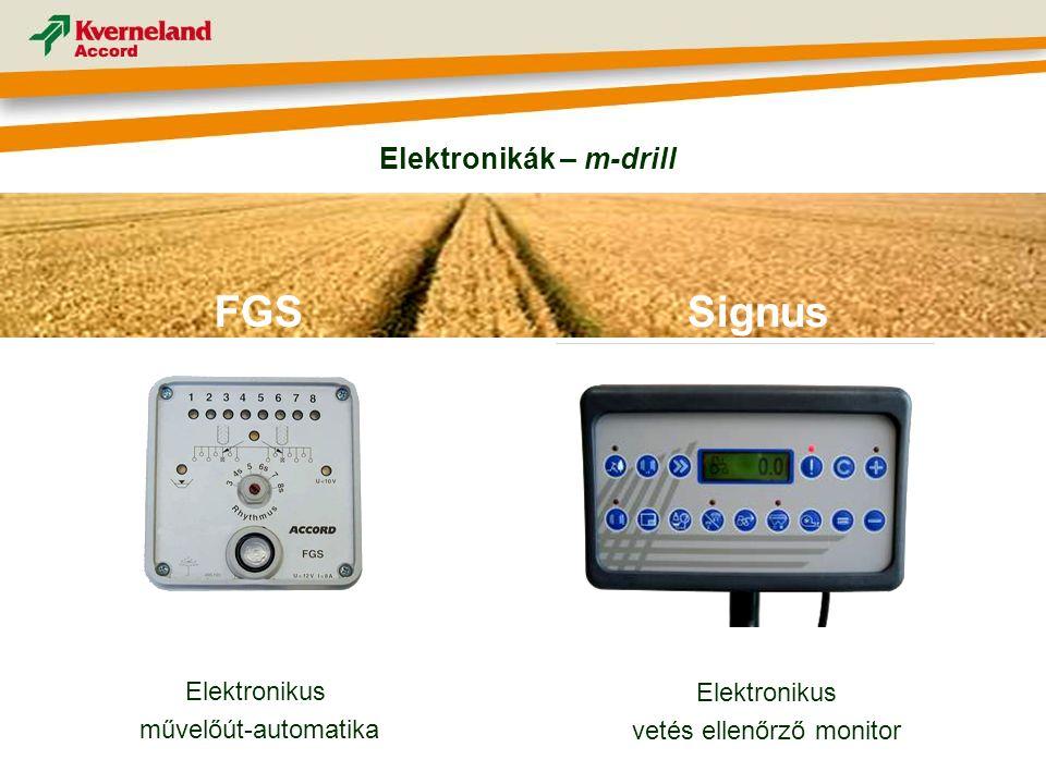 Elektronikák – m-drill